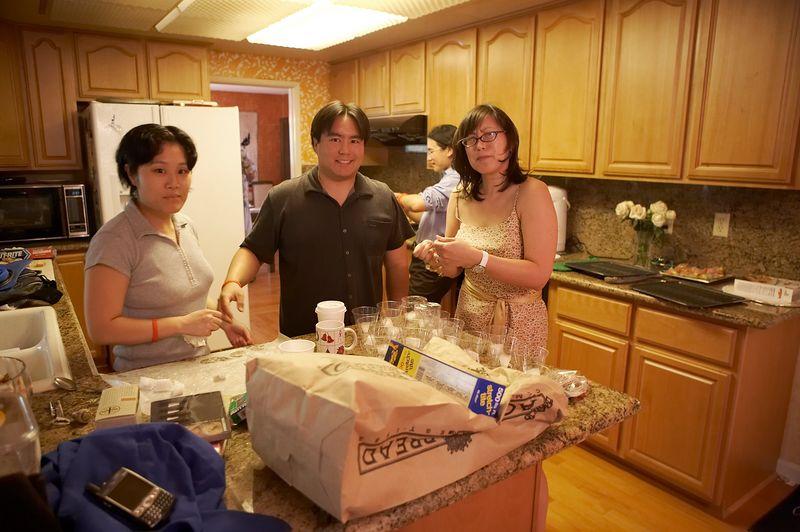 Vanessa, Levi and May