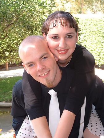 Addie and Travis' Engagement Photos
