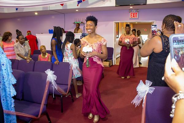 Adedolapo Amone & Tam Henry Wedding Day