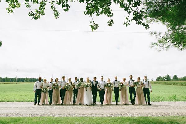 Wedding Partay!