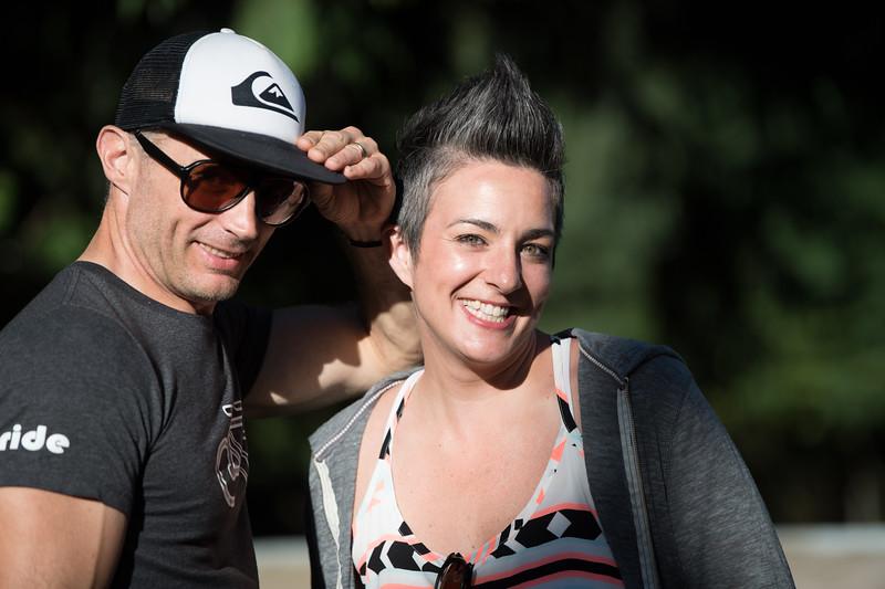 Max & Adrienne