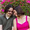 Kyle and Adrienne - Azaleas