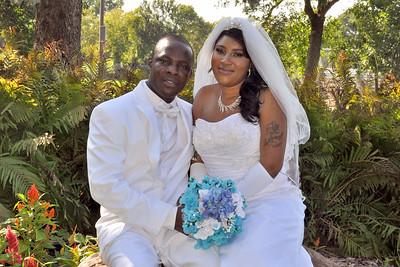 Adwin & Gadeh Jarboi Weddng