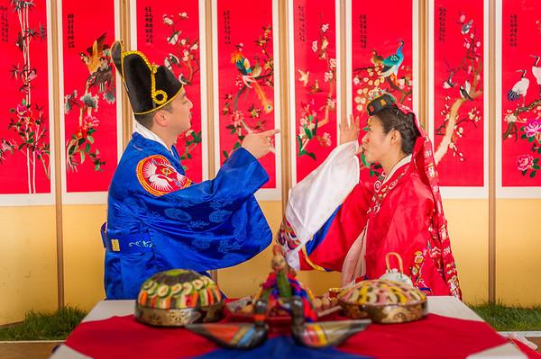 Aena & Andrew's Traditional Ceremony