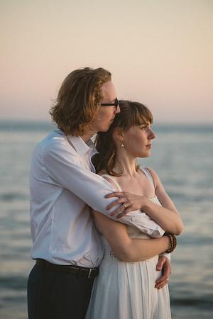 Johanna and Joakim