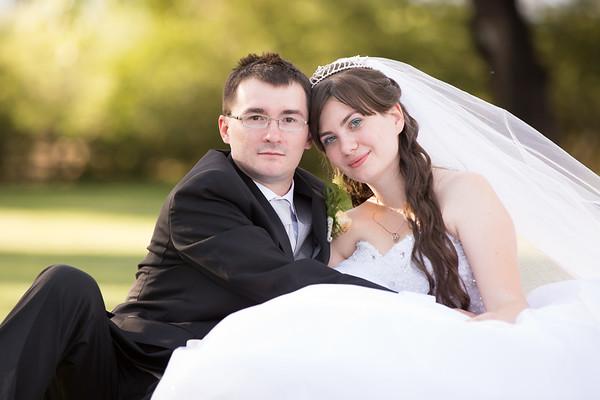Agnieszka & Brandon