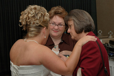 Ahern wedding reception on September 30, 2006