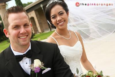Aimee + Patrick: Married!