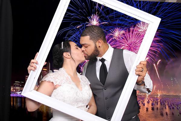 Aimee and Michael Wedding