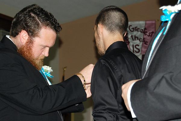 Aimee & Darren's wedding