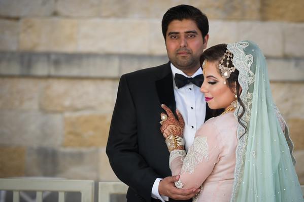 Aisha & Ibrahim - Valima