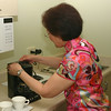 March 16 2006 Tea Ceremony in Mum & Dad's hotel room before the parental units and the newly-wed-to-be went out for a nice meal