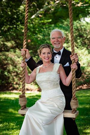 Alan and Lisa Wedding
