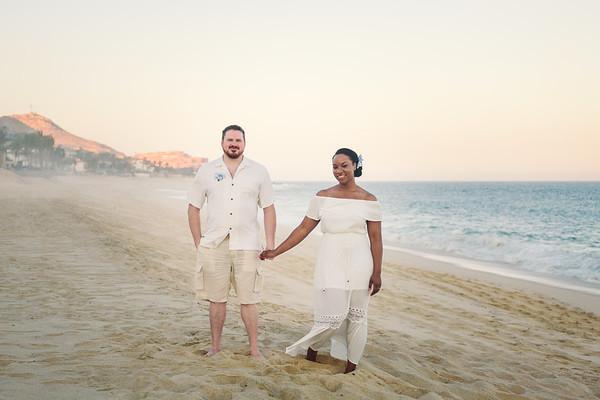 Alana & David elopement