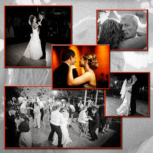 Dances with the Bride Layout