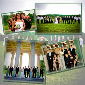 Bridal Party Layout 2