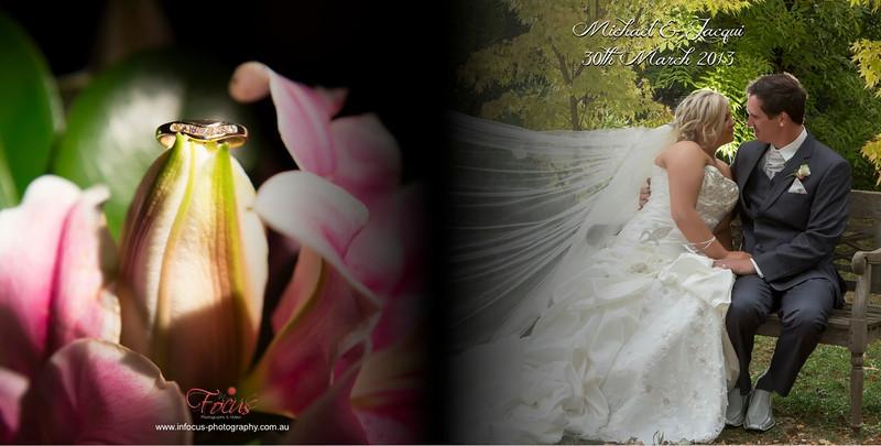 Back & front cover design