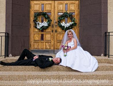 Alcorn/Saindon Wedding
