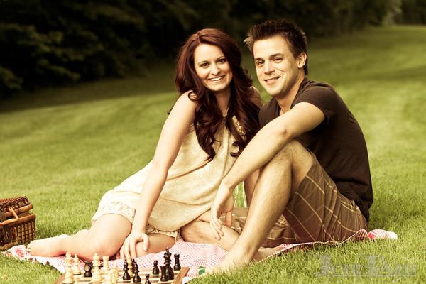 Aleesha and Tony