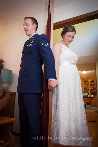 Lauren & Alex's Wedding 0309