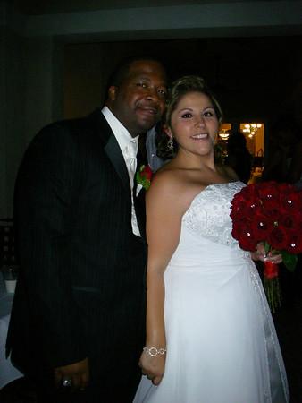 Alex and Cindy's Wedding, Westridge Country Club, La Habra CA October 24, 2008