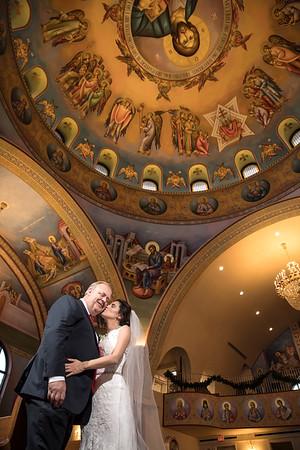 Alex and John's Wedding Ceremony and Reception