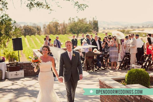 Ceremony  (Alex and Nikki's Wedding)