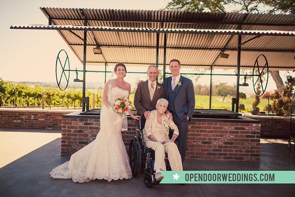 Family (Alex and Nikki's Wedding)
