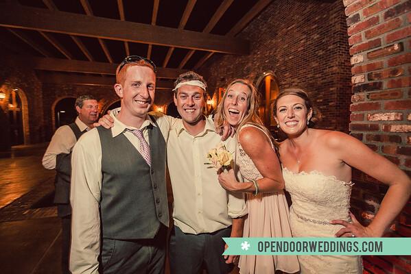 Reception (Alex and Nikki's Wedding)