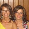 My sister Jarman and me.