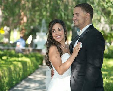 Alexis & David Wedding