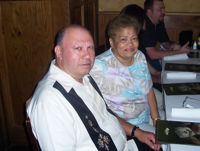 Alfredo and Cliselda Barrios, parents of the Groom.