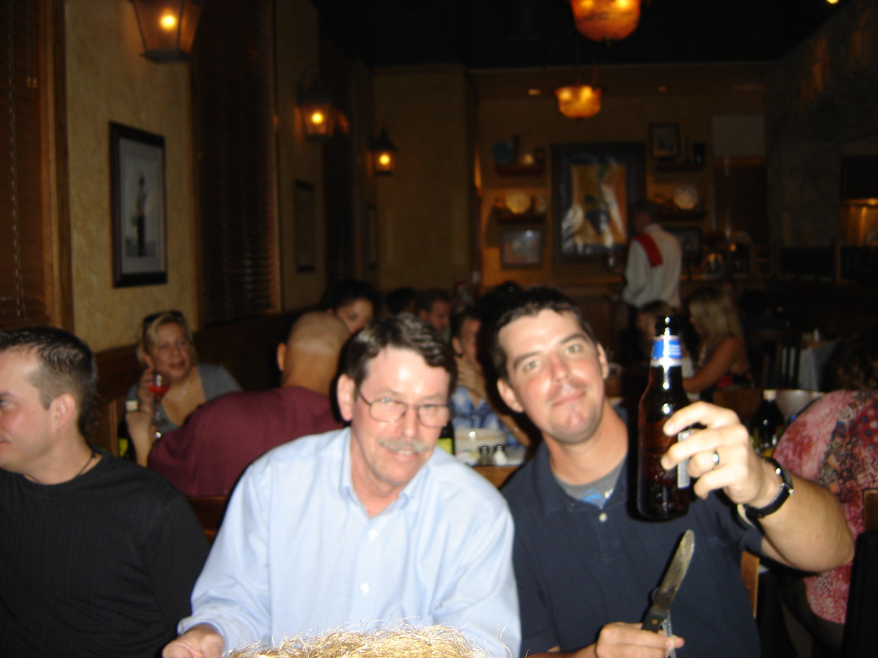 Mark and Jon Fagan.