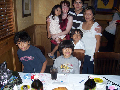 Michele and the Maldonado family.