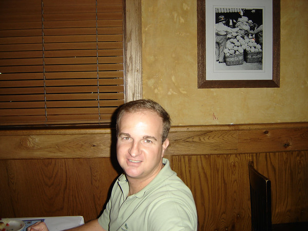 Jen's husband Lou Ritchie.