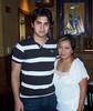 Joe and Melanie Maldonado.