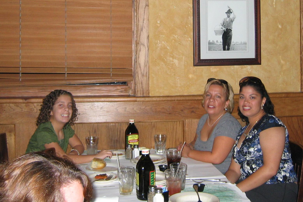 My female relatives from Texas.