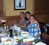 Rachael, Tamara and Paulie.