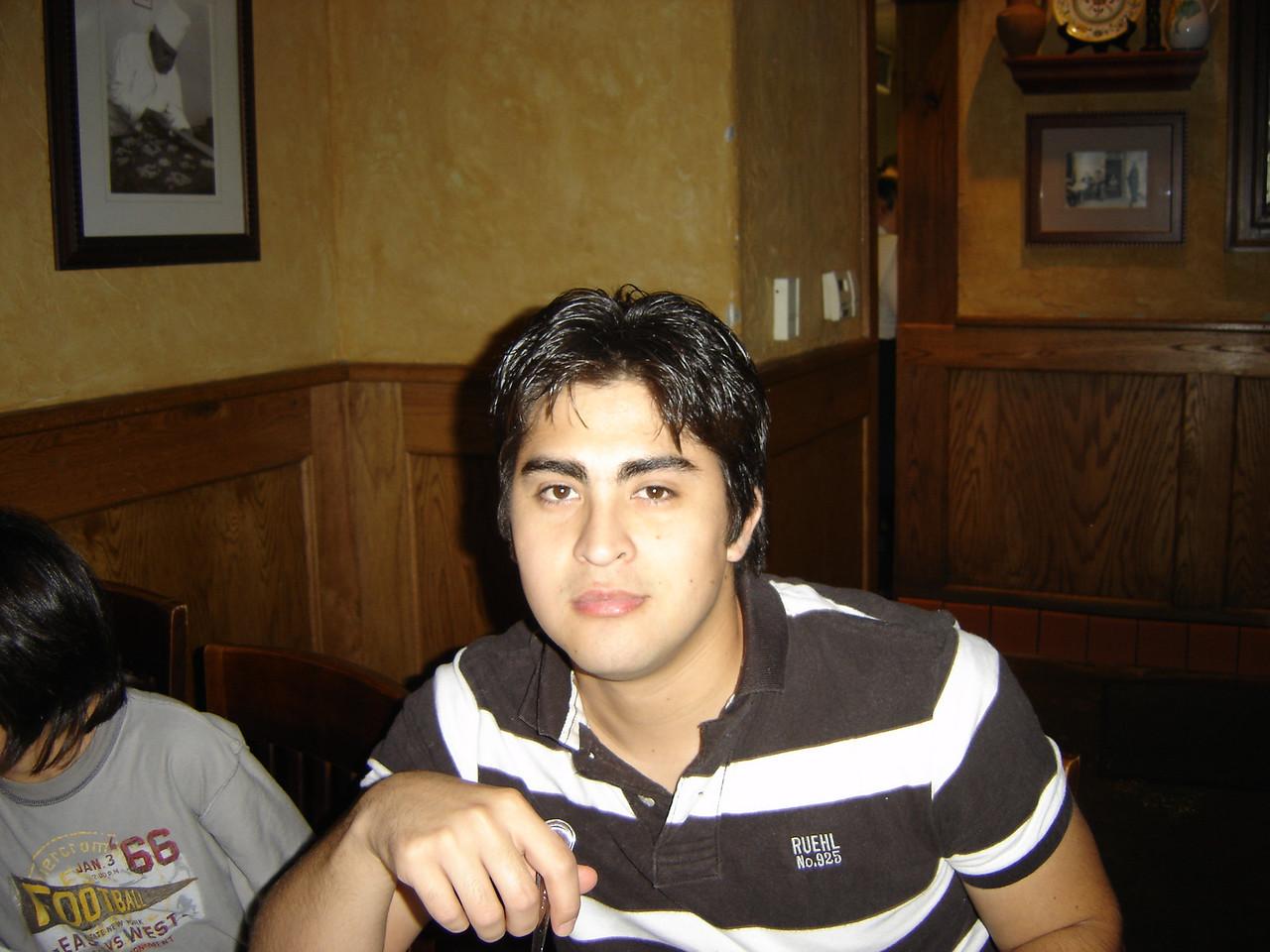 Joe Maldonado.