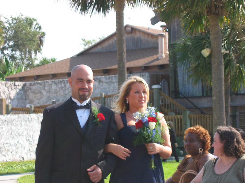 David Barrios and Laura Schratt