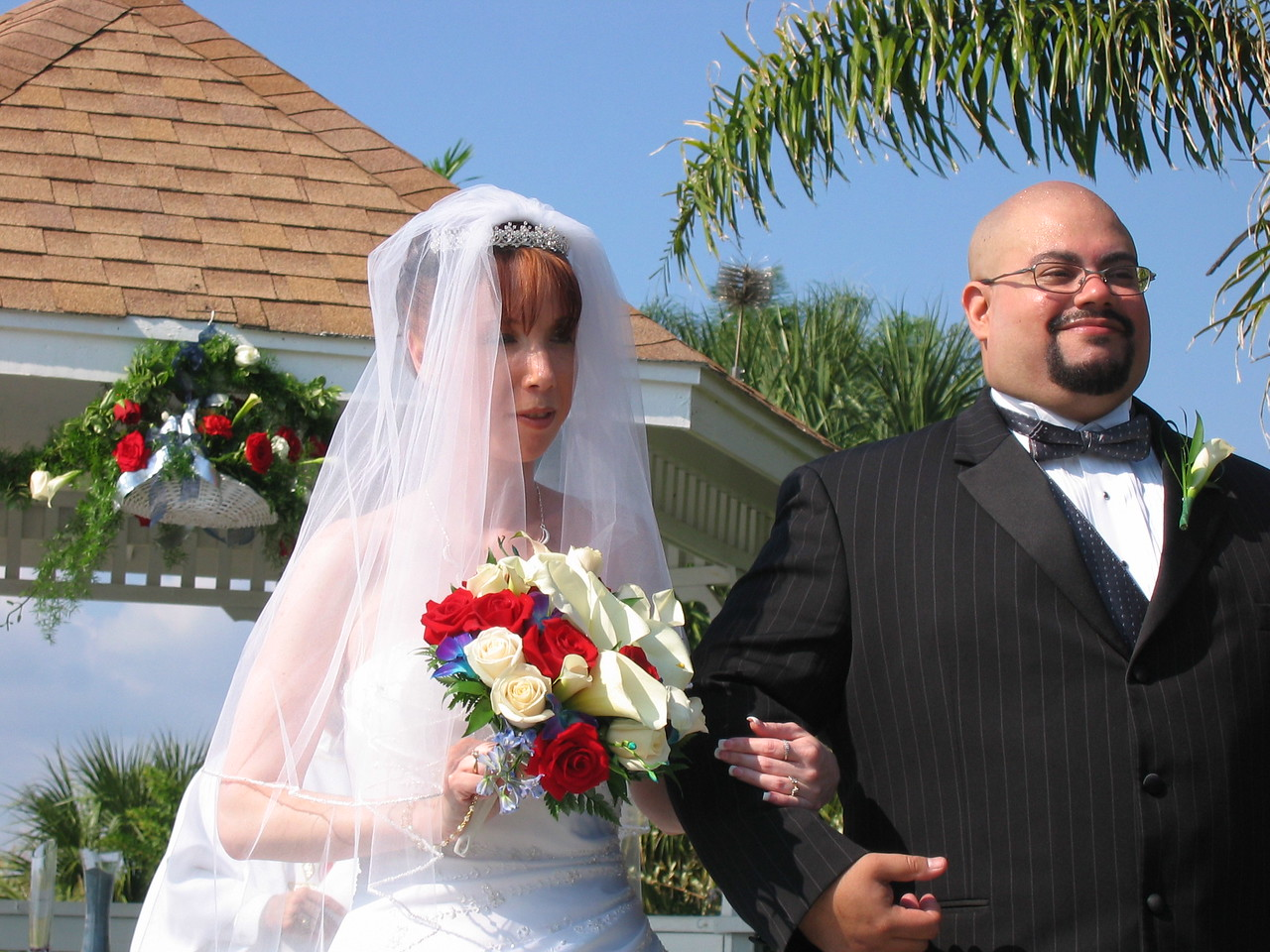 Mr and Mrs Alfred Barrios