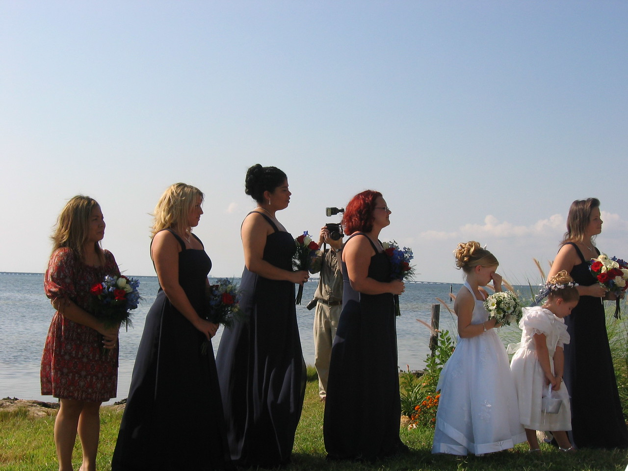 All the Bridesmaids.