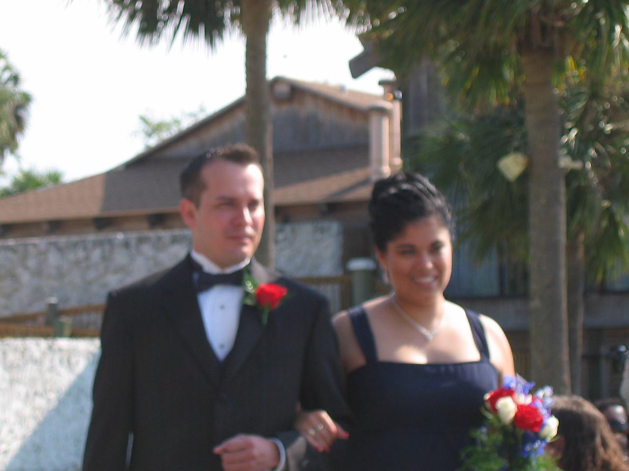 Doug Dietz and Tamara Barrios
