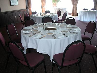 Plain tables.