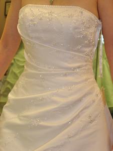 Nice shot of the dress.