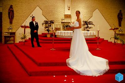 Chris and Ali's Beautiful Wedding Day