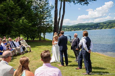 Interlaken Inn Wedding