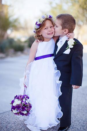 Alice & Ben's wedding