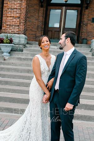 Alicia and John Wedding