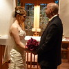 Friday evening, Hudson, WI<br /> Wedding ceremony at Church of St. Patrick<br /> Alicia and Tom